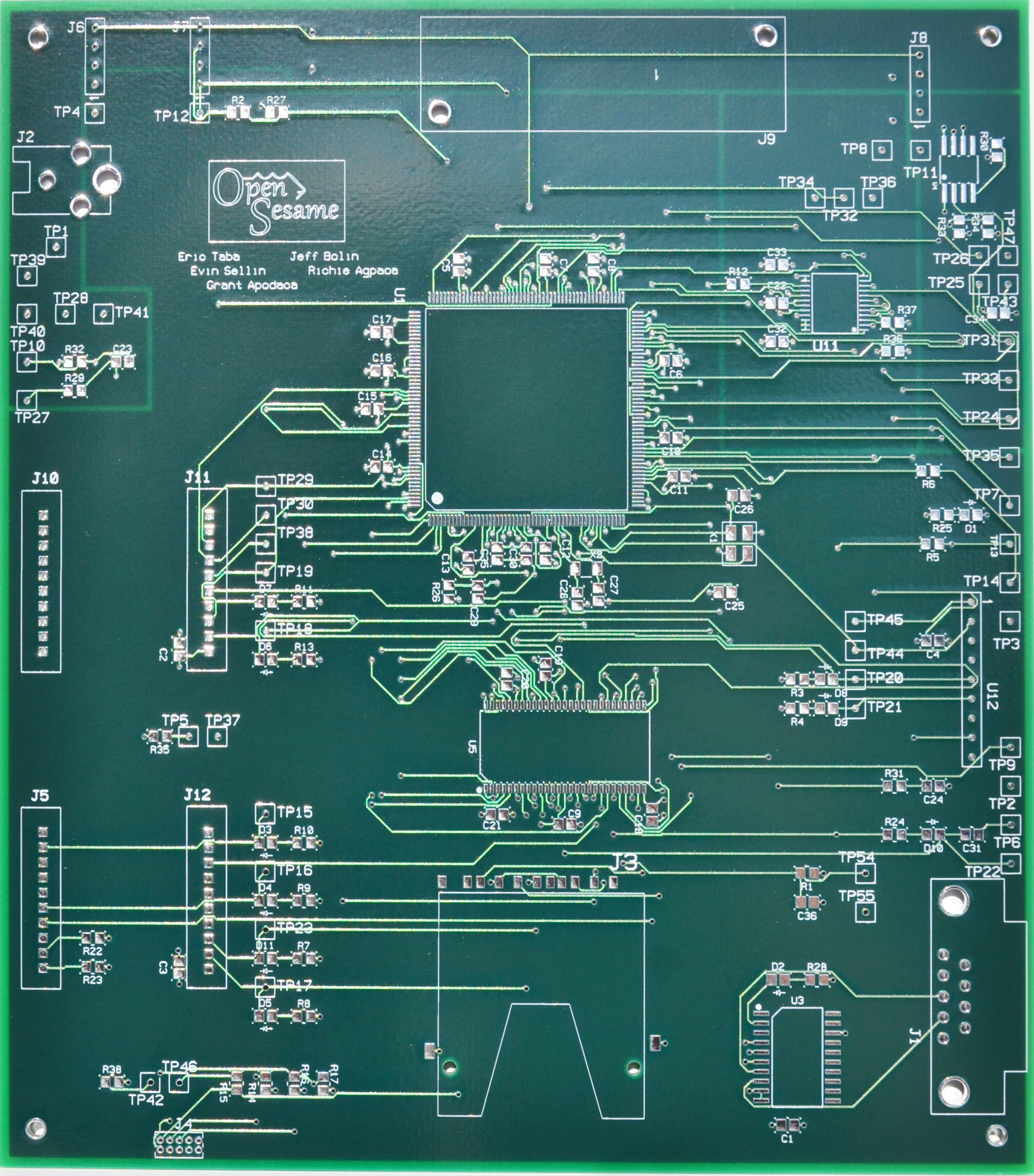 Evas Are Extensive Printedcircuit Board Pcb Networks That Contain Previous Senior Capstone Projects Printed Circuit Development Artwork Bare Assembled