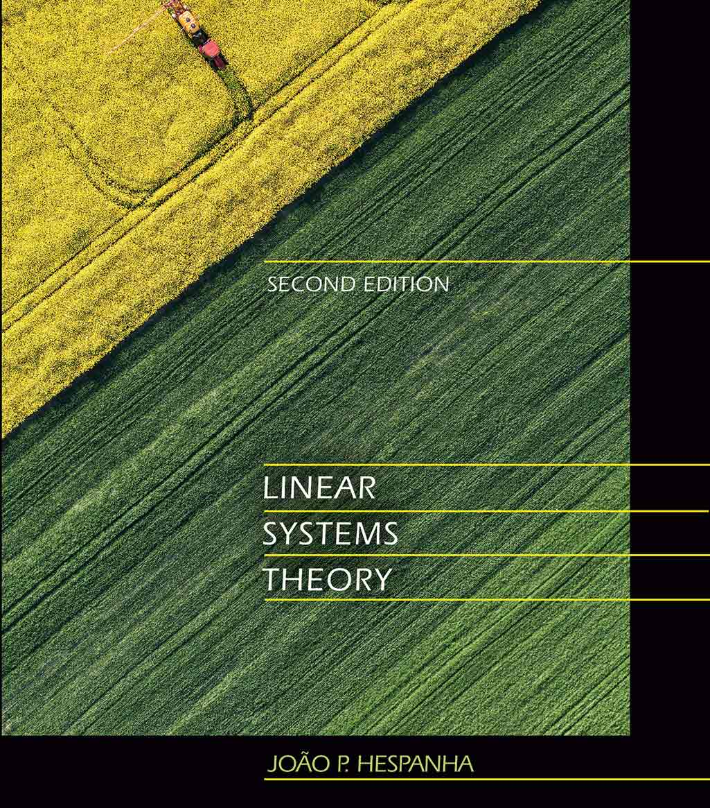 Linear Systems Theory By Joao Hespanha