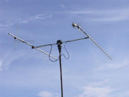 Amateur Radio Satellite Antenna 67