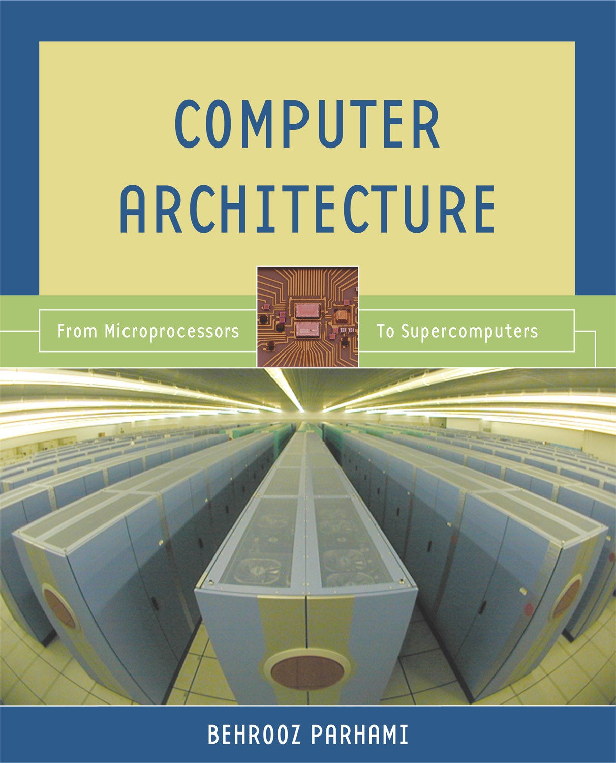 Behrooz Parhami's Textbook on Computer Architecture