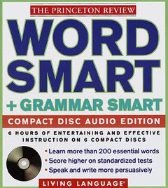 CD box cover image for 'Word Smart & Grammar Smart'