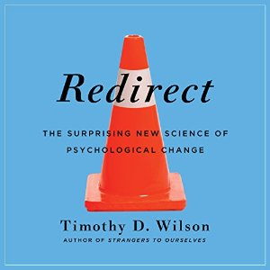 Cover image of Timothy D. Wilson's 'Redirect'