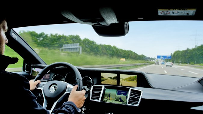 Video cameras and dashboard screens will soon replace side-view mirrors