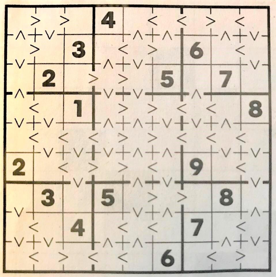 Behrooz Parhami Central Locking Wiring Diagram Golf 4 A Twist On Sudoku