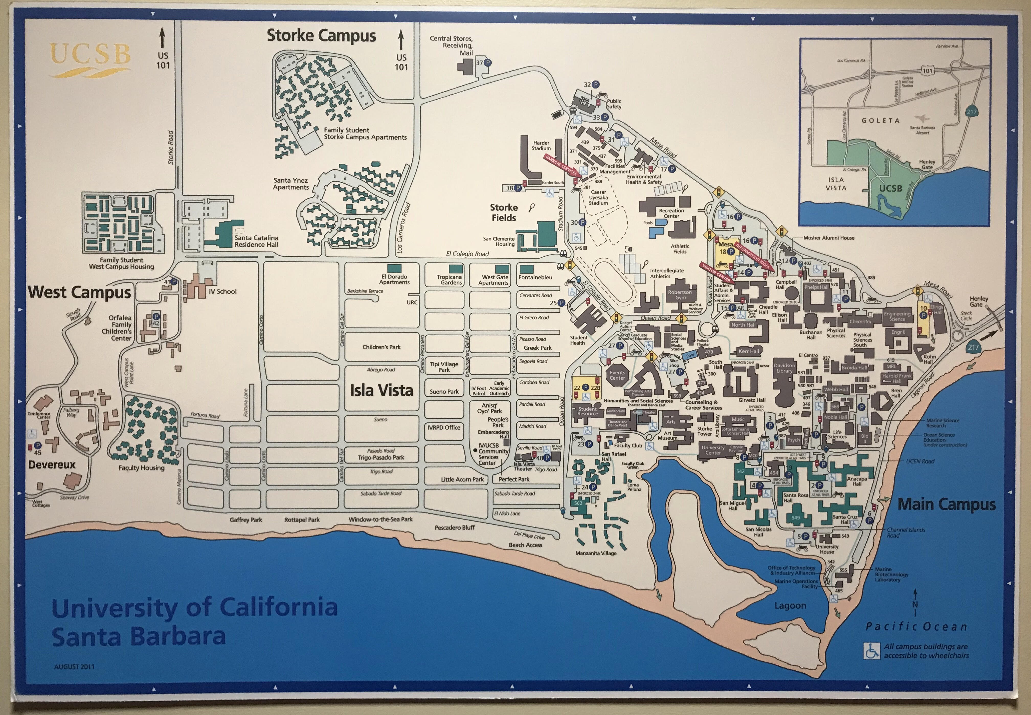 Behrooz Parhami In Blog Comments 0 Email This Tags Diagram Bathroom Sink Map Of Isla Vista And Ucsb Including Main West Campus Areas