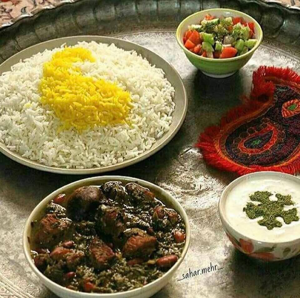 Behrooz Parhami Defeat Switch Loop Wiring Diagram Mouthwatering Selections Of Iranian Cuisine From Internet Sources Photo 2