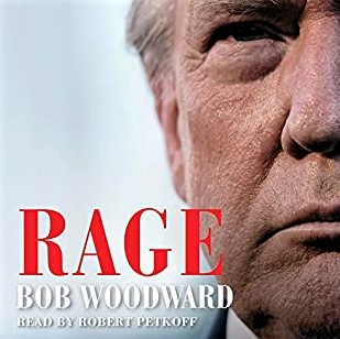 Cover image for Bob Woodward's 'Rage'