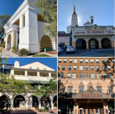 Photos from my downtown Santa Barbara walk this afternoon: Batch 1