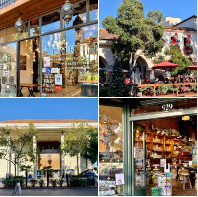 Photos from my downtown Santa Barbara walk this afternoon: Batch 2