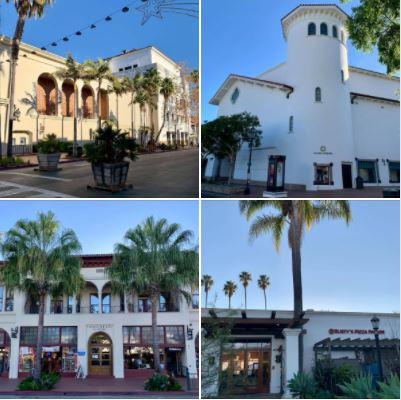 Photos from my downtown Santa Barbara walk this afternoon: Batch 3