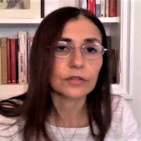Author Dalia Sofer, who gave a talk about her second novel, 'Man of My Time'