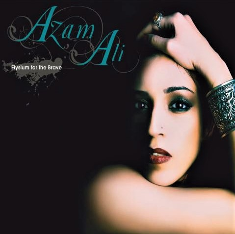 Webinar on 'Women and Resistance Arts and Literature': Cover of album by Azam Ali