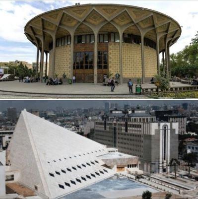 RIP Amirali Sardar-Afkhami (1929-2020): Iranian architect
