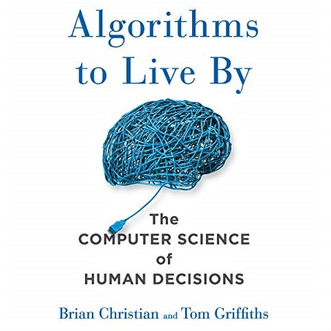 Cover image for 'Algorithms to Live By'