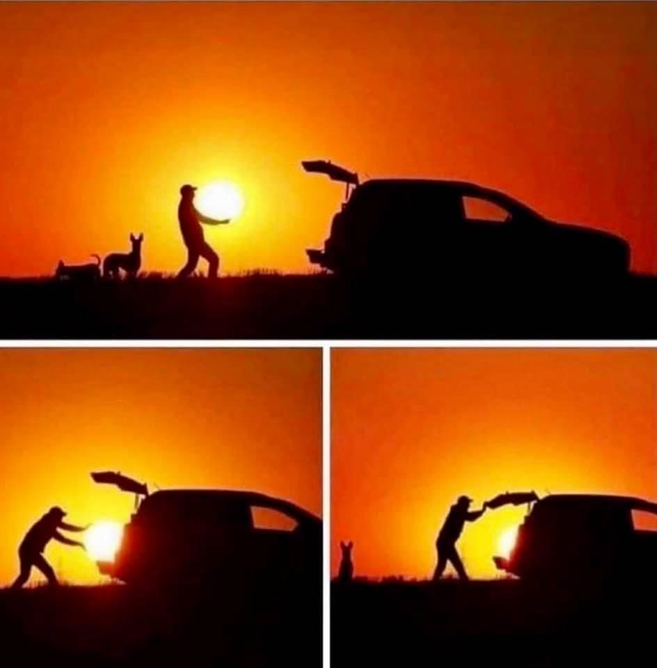 Stealing the Sun