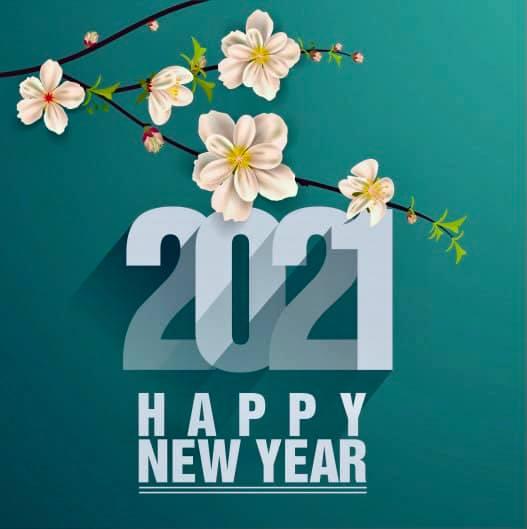 Happy New Year, design 2