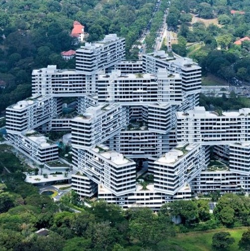 Architects are turning drab apartment buildings into sights to behold: Example 2