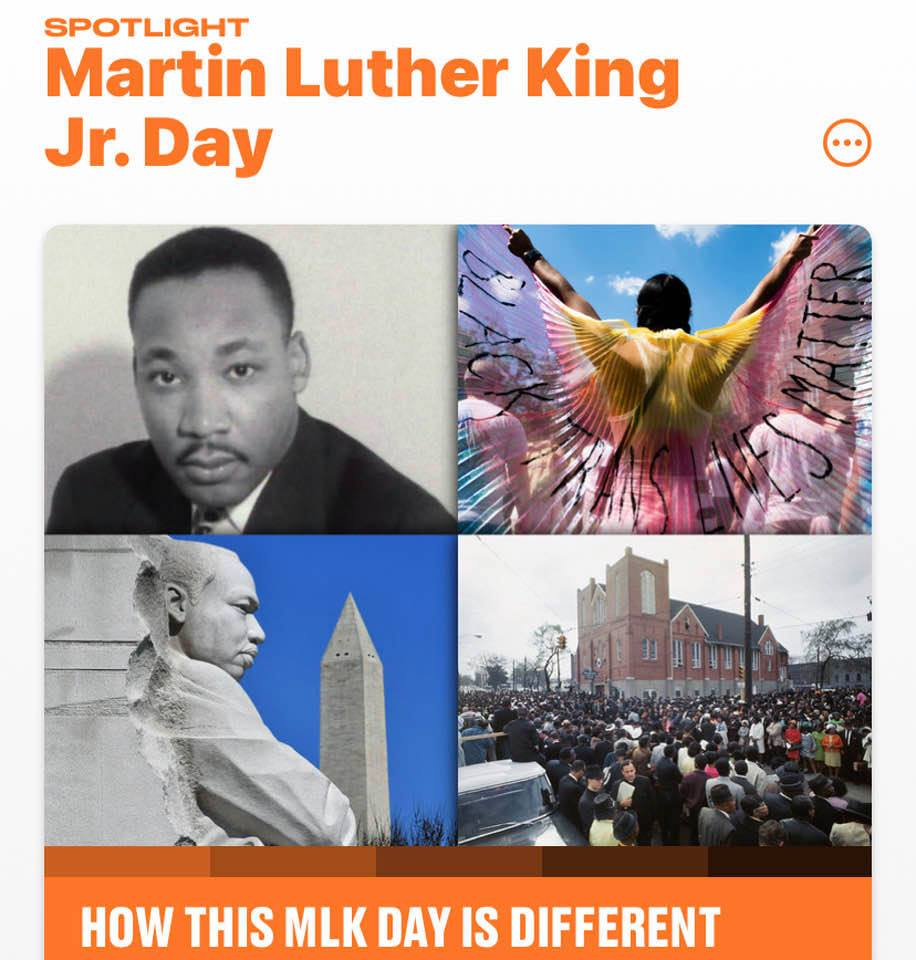 Images about Martin Luther King Jr. Day