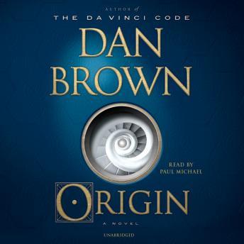 Cover image of Dan Brown's 'Origin'