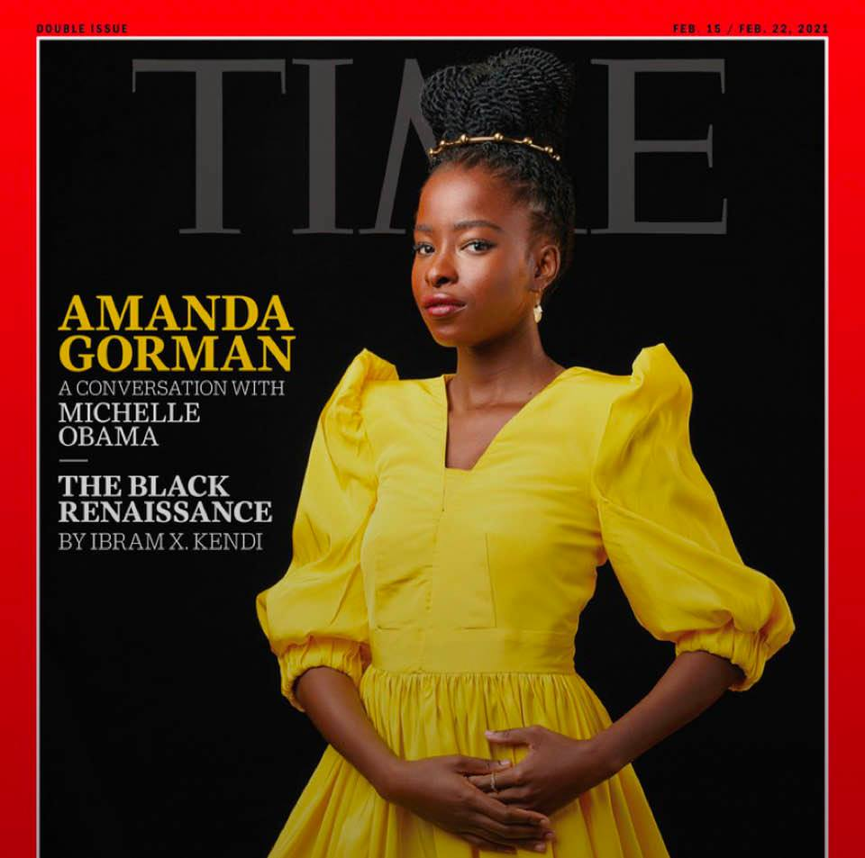 Magazine cover: Time