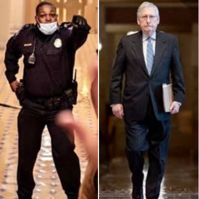 Hero vs. zero: Goodman and McConnell