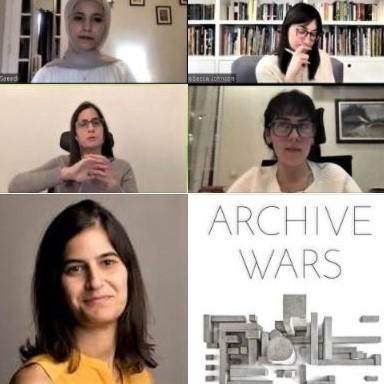 Webinar: Book talk on the politics of history in Saudi Arabia