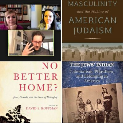 Images related to the UCLA webinar 'Jews and the American West'