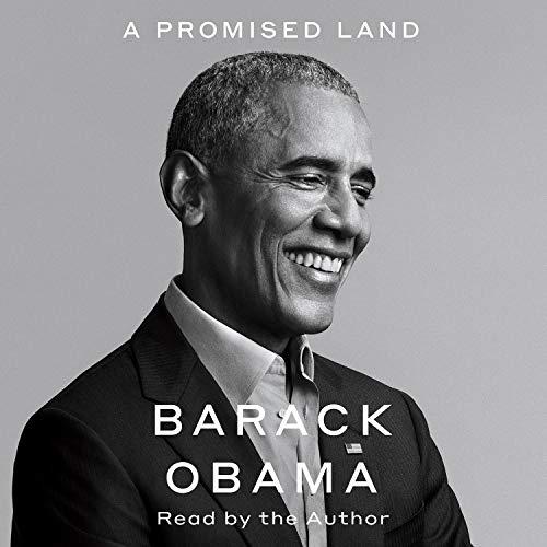 Cover image of Barack Obama's 'A Promised Land'