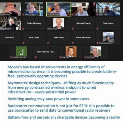 Webinar: 'Perpetual Computing: Technologies for Banishing Batteries'
