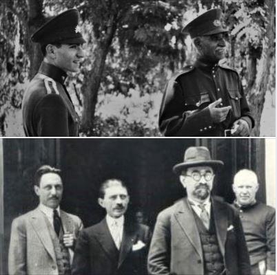 Webinar: 'Britain and the Abdication of Reza Shah'