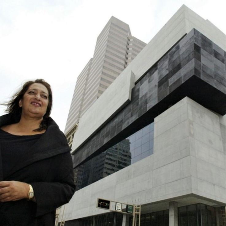 Zaha Hadid (1950-2016), architect extraordinaire