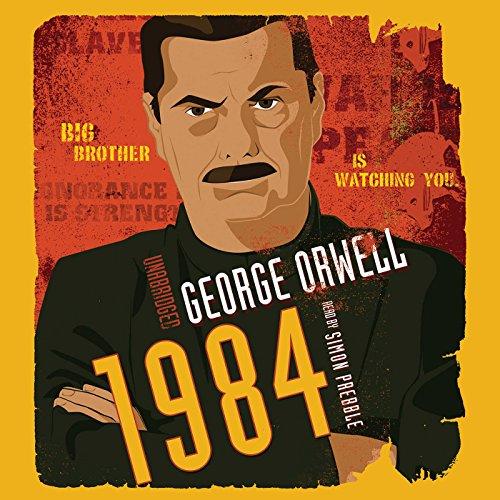 Cover image of George Orwell's 'Nineteen Eighty-Four'
