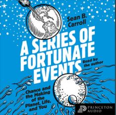 Cover image for the audiobook 'A Series of Fortunate Events'