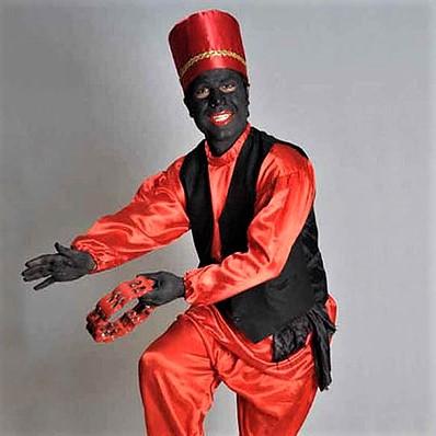 Haji Firooz rears his ugly head again: A racist tradition