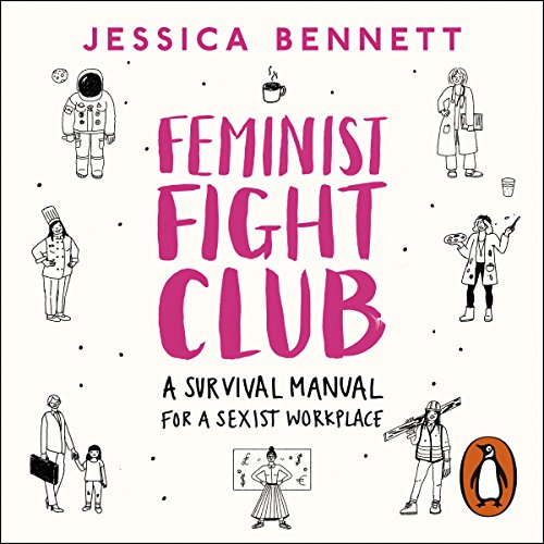 Cover image of Jessica Bennett's 'Feminist Fight Club'