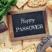 Happy Passover: Spread