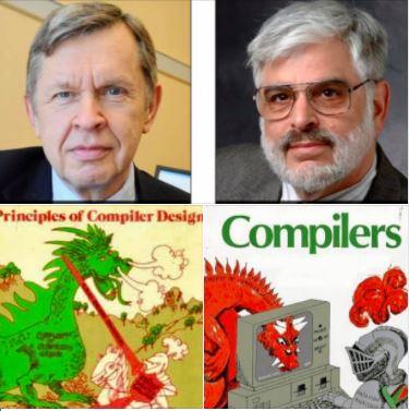 Alfred Vaino Aho and Jeffrey David Ullman recieve the 2020 ACM A. M. Turing Award