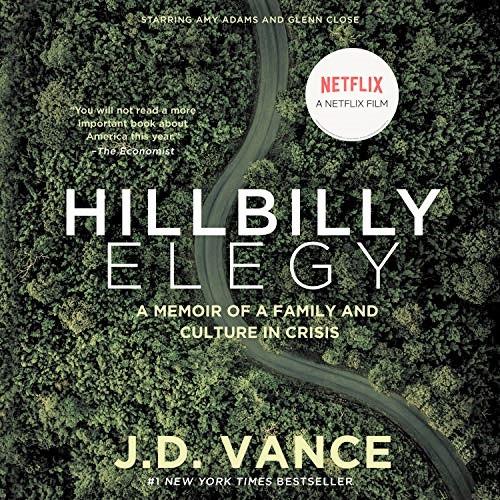 Cover image of J. D. Vance's 'Hillbilly Elegy'