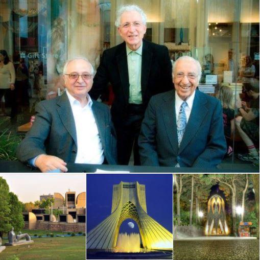 Three extraordinary Iranian architects: Kamran Diba; Hossein Amanat; Hooshang Seyhoon