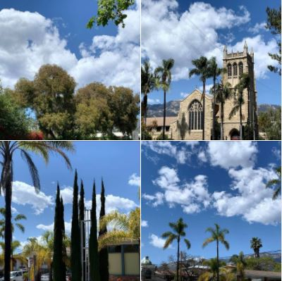 Walking in SB downtown on Tuesday, April 27, 2021: Batch 3 of photos