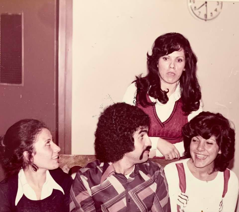 Throwback Thursday: A family photo from 1974