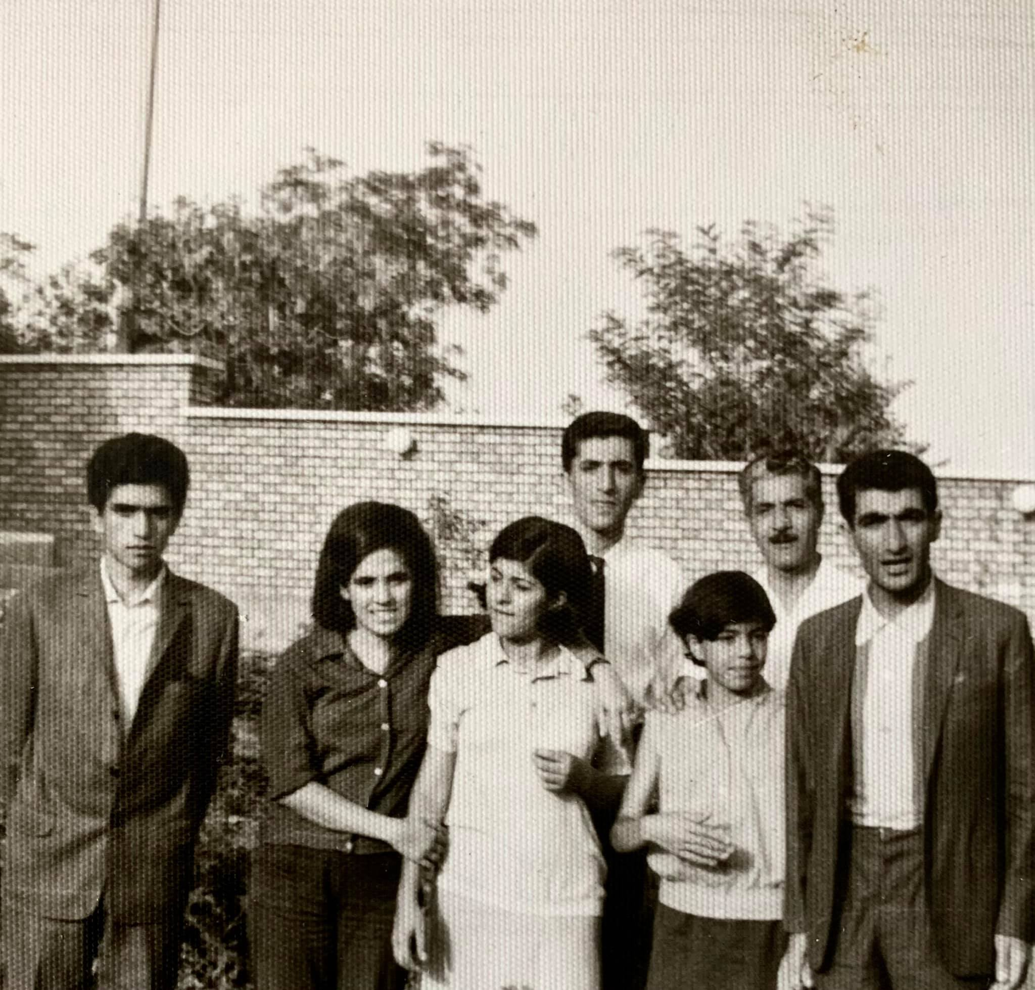 Throwback Thursday: A family photo from the early 1960s