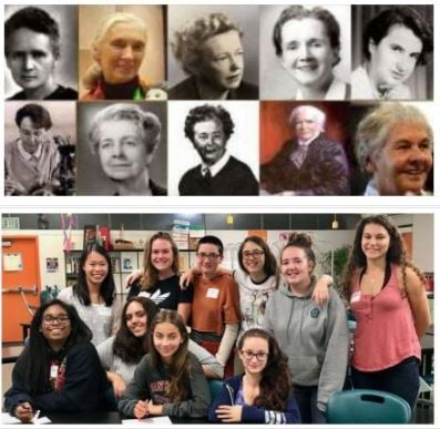 Figures from my paper, 'Women in Science and Engineering: A Tale of Two Countries'