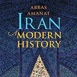 Cover image of Abbas Amanat's 'Iran: A Modern History'