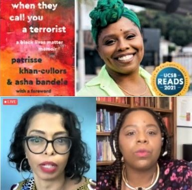 Conversation with Patrisse Cullor about her memoir, 'When They Call You a Terrorist'