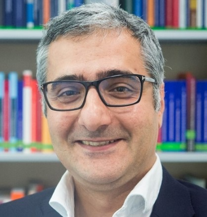 Stanford U. webinar by Dr. Mohammad Reza Farzanegan: The speaker