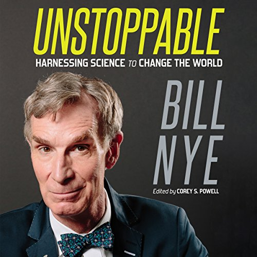 Cover image of Bill Nye's 2015 book, 'Unstoppable'