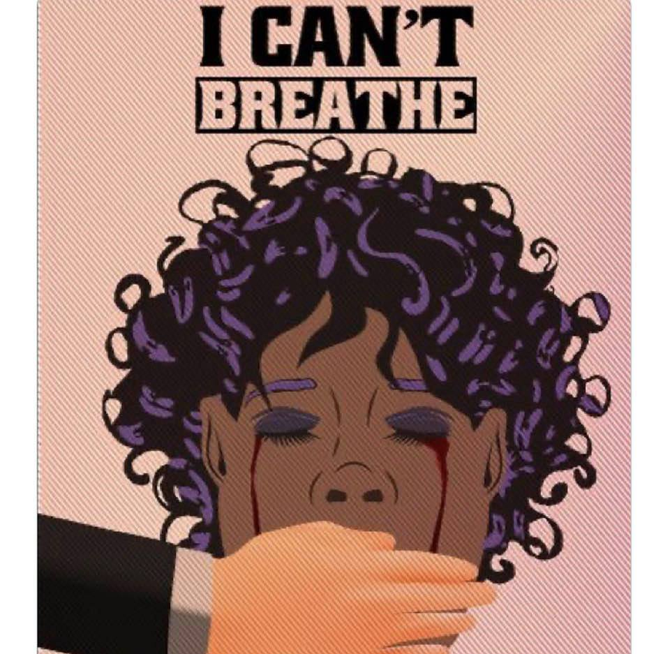 I can't breathe: Words uttered during brutal arrest of an 18-year-old rapper in Borazjan, Iran