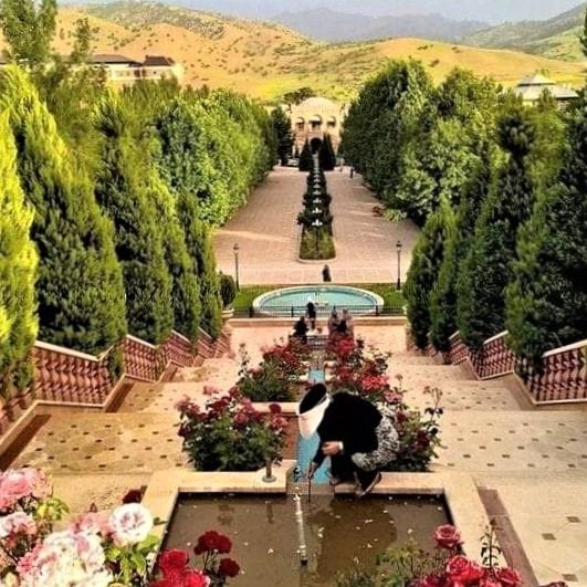 Garah Ban Village (population ~122) is an important tourist site of Iran's Kermanshah Province