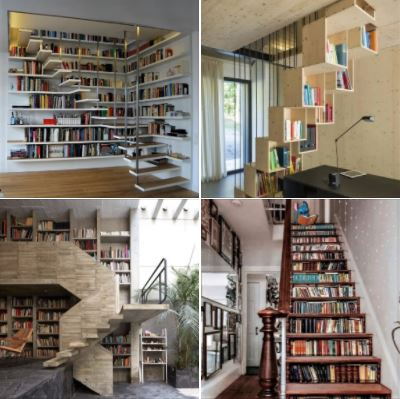For book lovers: Running out of places to keep books at home? Here are some steps you can take!